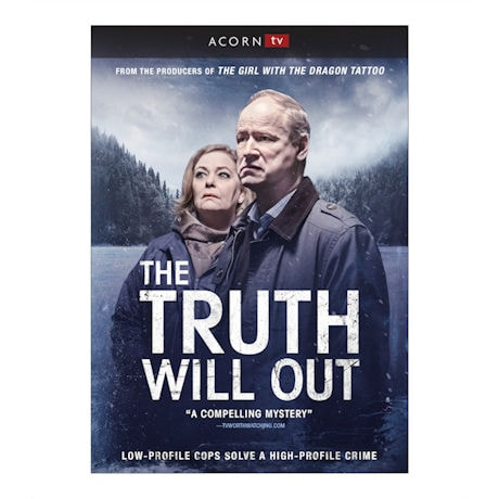 The Truth Will Out DVD