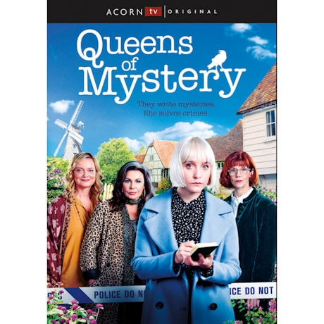 PRE-ORDER Queens of Mystery DVD