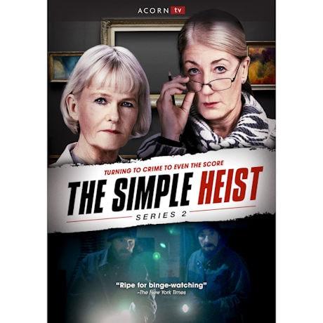 PRE-ORDER The Simple Heist, Series 2 DVD
