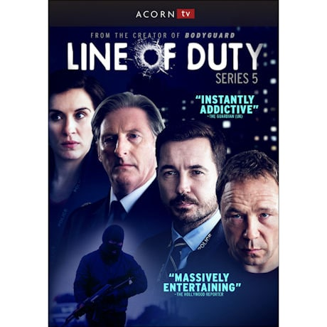 Line of Duty, Series 5 DVD