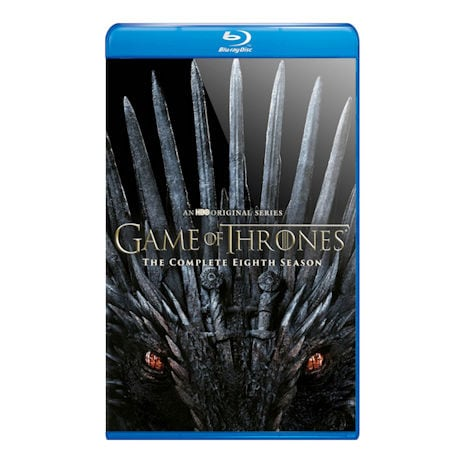 PRE-ORDER Game of Thrones: The Complete Eighth Season DVD & Blu-ray