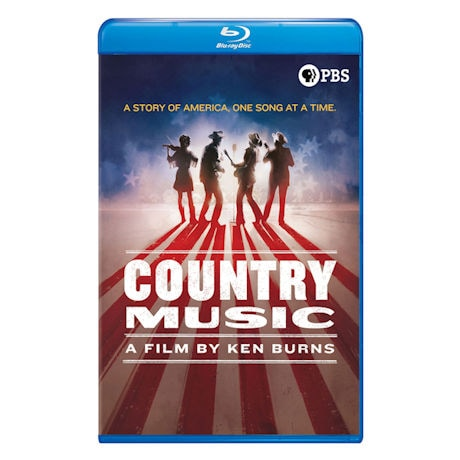 Country Music: A Film by Ken Burns DVD & Blu-ray