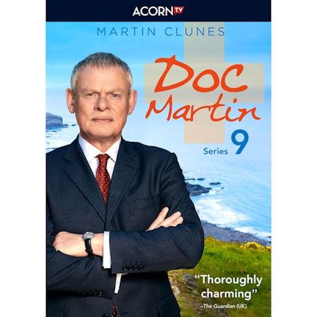 PRE-ORDER Doc Martin: Series 9 DVD & Blu-Ray