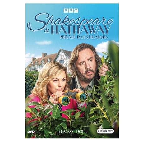 Shakespeare and Hathaway Season 2 DVD