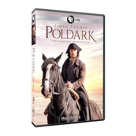 Poldark: Season 5 DVD & Blu-ray