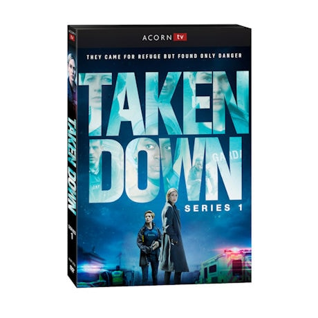 Taken Down, Series 1 DVD
