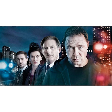 PRE-ORDER Line of Duty Seasons 1-5 Collection DVD