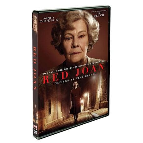 Red Joan DVD & Blu-ray