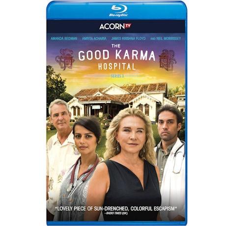 Good Karma Hospital Season 3 DVD & Blu-Ray