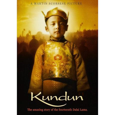 Kundun DVD & Blu-Ray