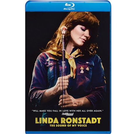 Linda Ronstadt - The Sound of My Voice DVD