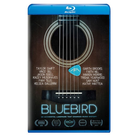 Bluebird DVD & Blu-Ray