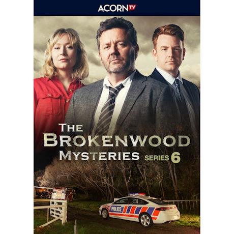 Brokenwood Mysteries: Series 6 Blu-Ray & DVD
