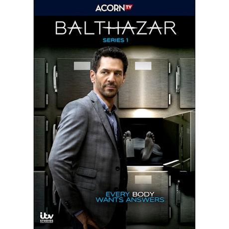 PRE-ORDER Balthazar: Series 1 DVD