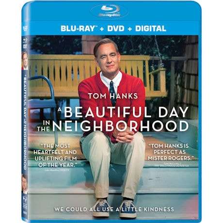 A Beautiful Day in the Neighborhood DVD & Blu-Ray