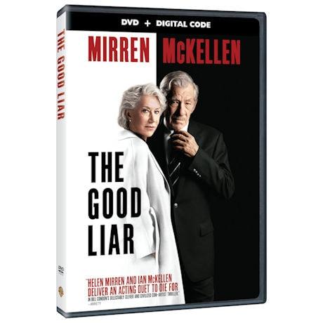 The Good Liar DVD & Blu-Ray