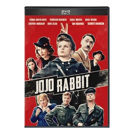 JOJO Rabbit DVD & Blu-ray