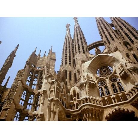 The Criterion Collection: Antonio Gaudi DVD & Blu-Ray
