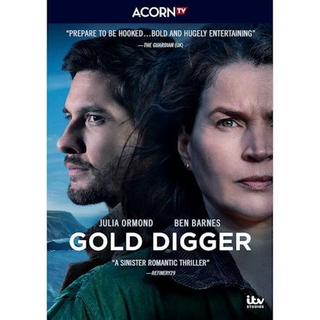 PRE-ORDER Gold Digger DVD