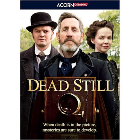 Dead Still DVD