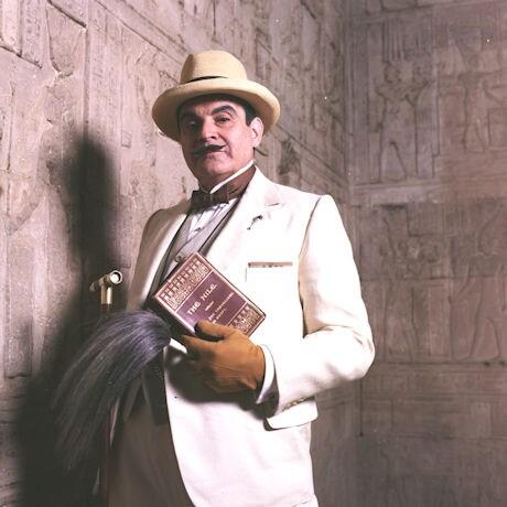 Agatha Christie's Death On the Nile DVD & Blu-ray