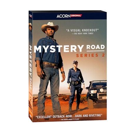 Mystery Road, Series 2 DVD & Blu-ray