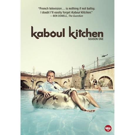 Kaboul Kitchen, Season 1 DVD