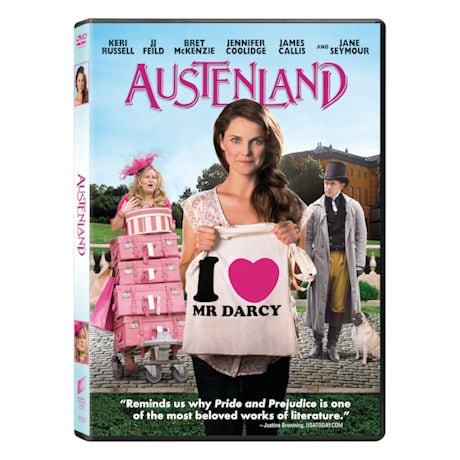 Austenland DVD & Blu-ray