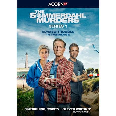 The Sommerdahl Murders, Series 1 DVD