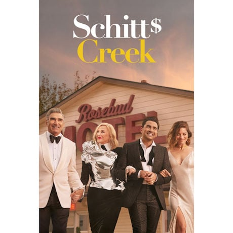 PRE-ORDER Schitt's Creek Complete Collection DVD