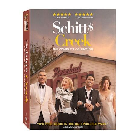Schitt's Creek Complete Collection DVD