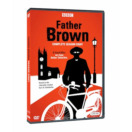 Father Brown Season 8 DVD