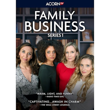 PRE-ORDER Family Business: Series 1 DVD