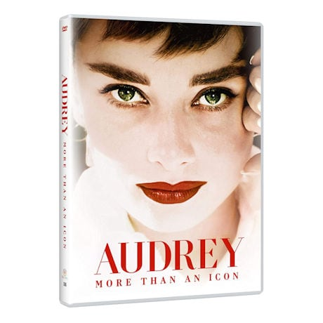 Audrey: More Than An Icon DVD & Blu-ray