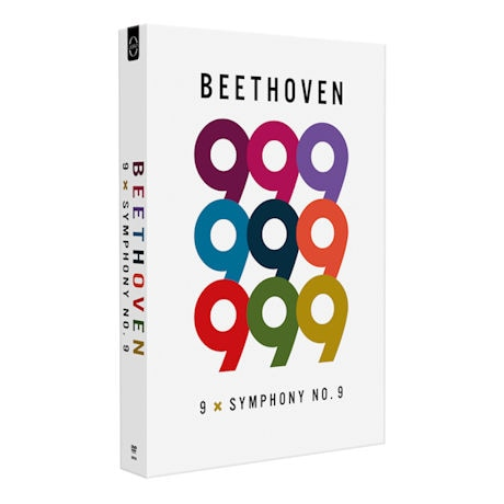 Beethoven's 9x9 Symphony DVD