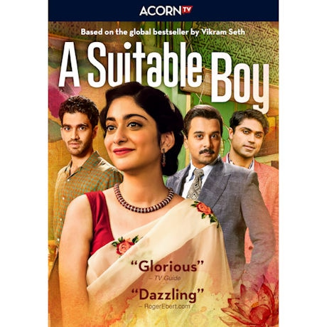 PRE-ORDER A Suitable Boy DVD