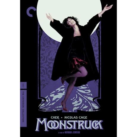 Moonstruck DVD & Blu-ray