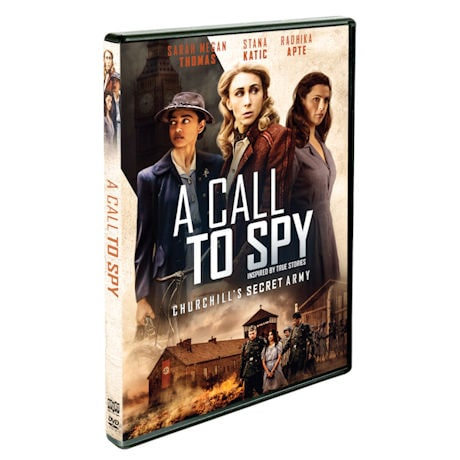 A Call to Spy DVD & Blu-ray