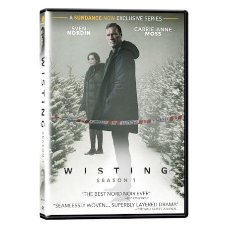 Wisting, Season 1 DVD & Blu-ray