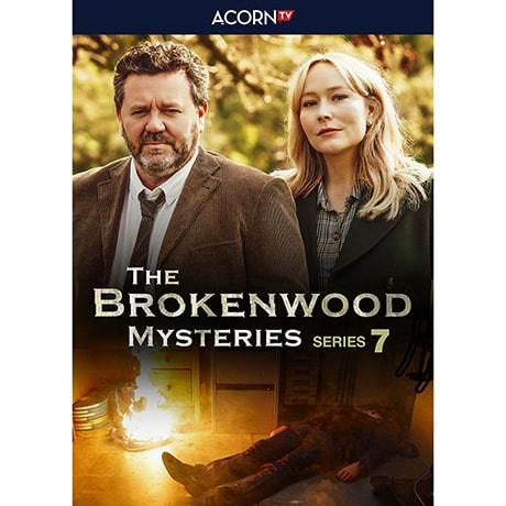 PRE-ORDER The Brokenwood Mysteries Series 7 DVD & Blu-ray