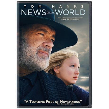 News of the World DVD