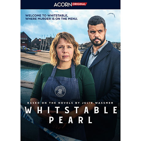 Whitstable Pearl DVD