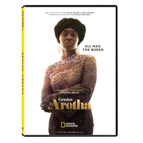 Genius Season 3: Aretha DVD