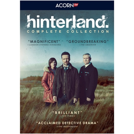 Hinterland: The Complete Series DVD