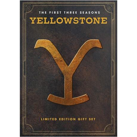 Yellowstone Seasons 1-3 DVD Set