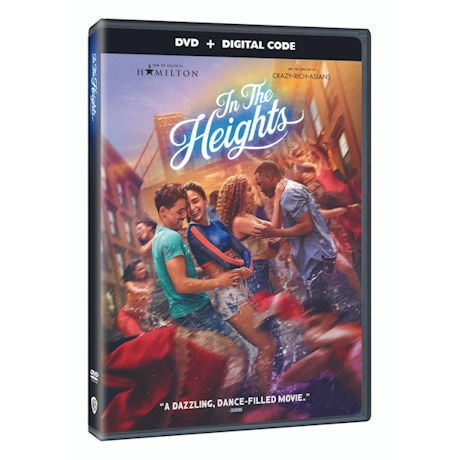 In The Heights DVD & Blu-ray