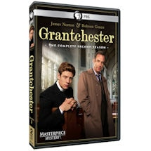 Grantchester: Season 2 DVD & Blu-ray