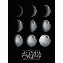 Star Wars™ That's Not A Moon Canvas Print