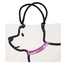 Dog Ears Tote Bag
