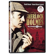 Sherlock Holmes: The Complete Series DVD